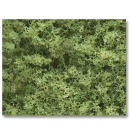 Woodland Scenics Light Green Foliage Bag