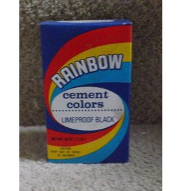 Limeproof Black 1lb Rainbow Cement Pigment