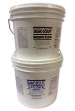 Magic-Sculpt Magic-Sculpt Brown 20lb Kit