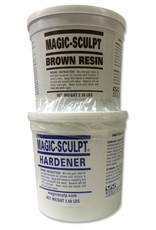 Magic-Sculpt Magic-Sculpt Brown 5lb Kit