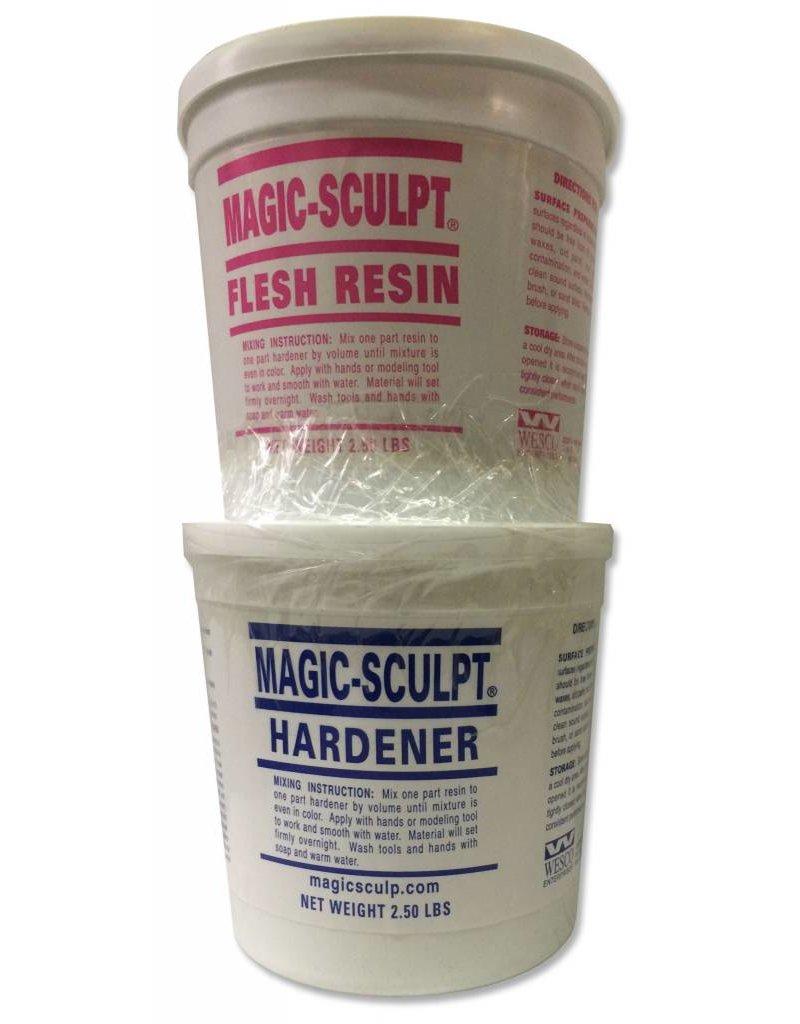 Magic-Sculpt Magic-Sculpt Flesh 5lb Kit