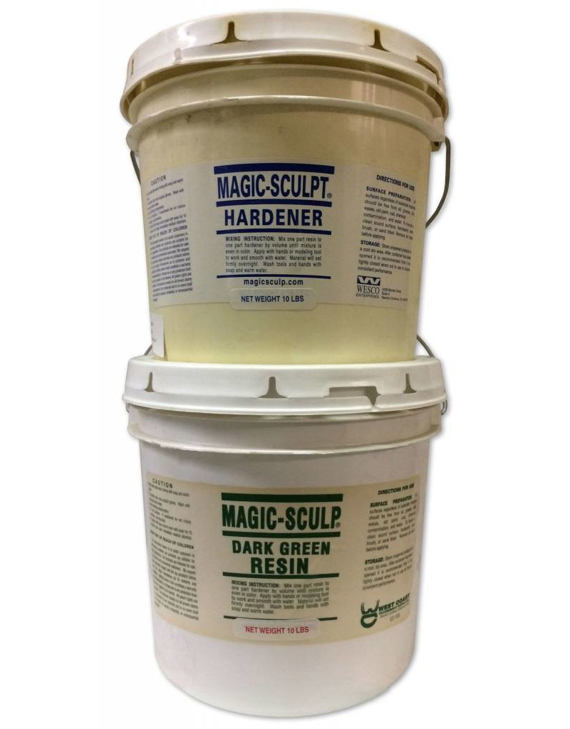 Magic-Sculpt Magic-Sculpt Green 20lb Kit