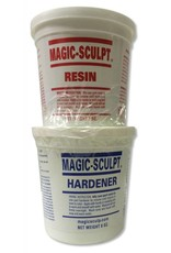 Magic-Sculpt Magic-Sculpt Natural 1lb Kit