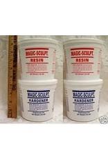 Magic-Sculpt Magic-Sculpt Natural 5lb Kit