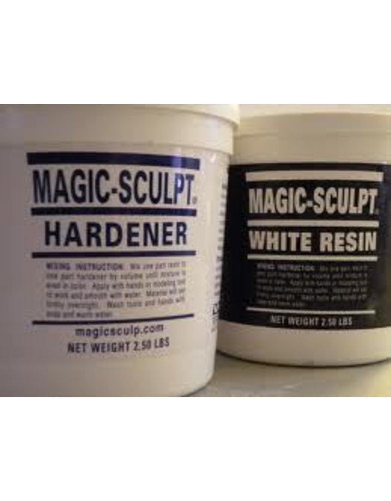 Magic-Sculpt Magic-Sculpt White 5lb Kit