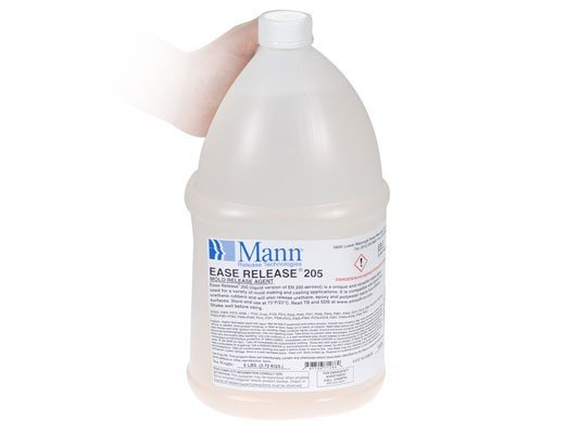 Smooth-On Mann Ease Release 205 Gallon