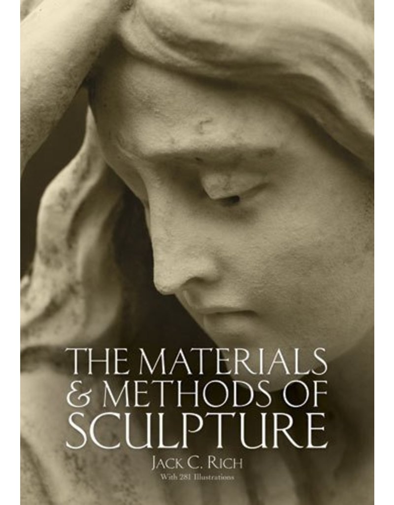 Materials And Method of Sculpture Rich Book