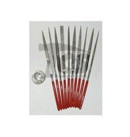 Medium Diamond Needle File Set Fine 10pc