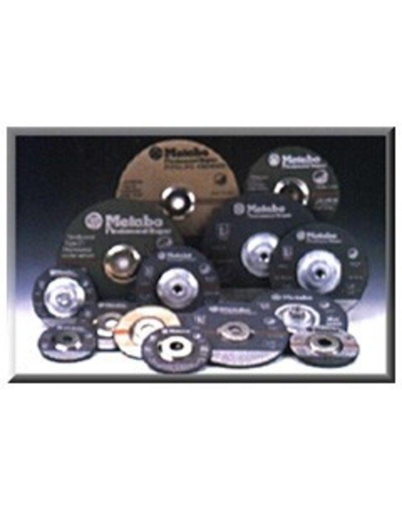 Metabo Metabo Aluminum Oxide Grinding Wheel 4 1/2in