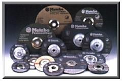 Metabo Metabo Aluminum Oxide Grinding Wheel 4in