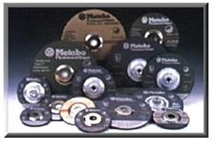 Metabo Metabo Aluminum Oxide Grinding Wheel 6in