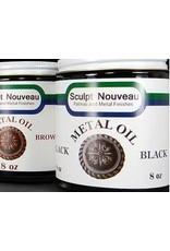 Sculpt Nouveau Metal Oil Black 8oz