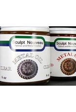 Sculpt Nouveau Metal Oil Clear Gallon