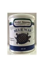 Sculpt Nouveau Metal Wax Blue 16oz