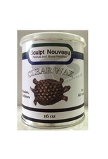 Sculpt Nouveau Metal Wax Clear 16oz