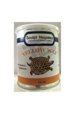Sculpt Nouveau Metal Wax Yellow 16oz