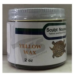 Sculpt Nouveau Metal Wax Yellow 2oz