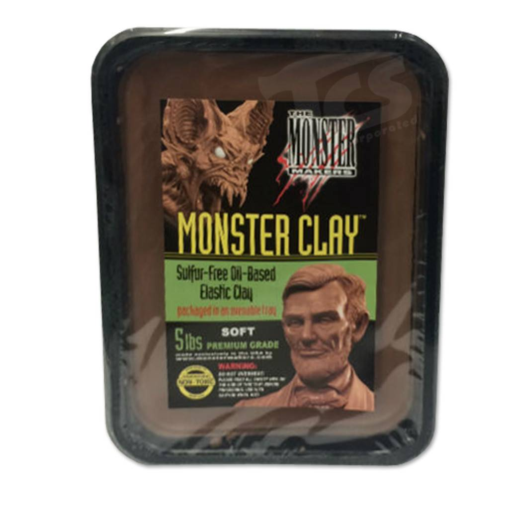 Monster Makers Monster Clay Soft 5lb