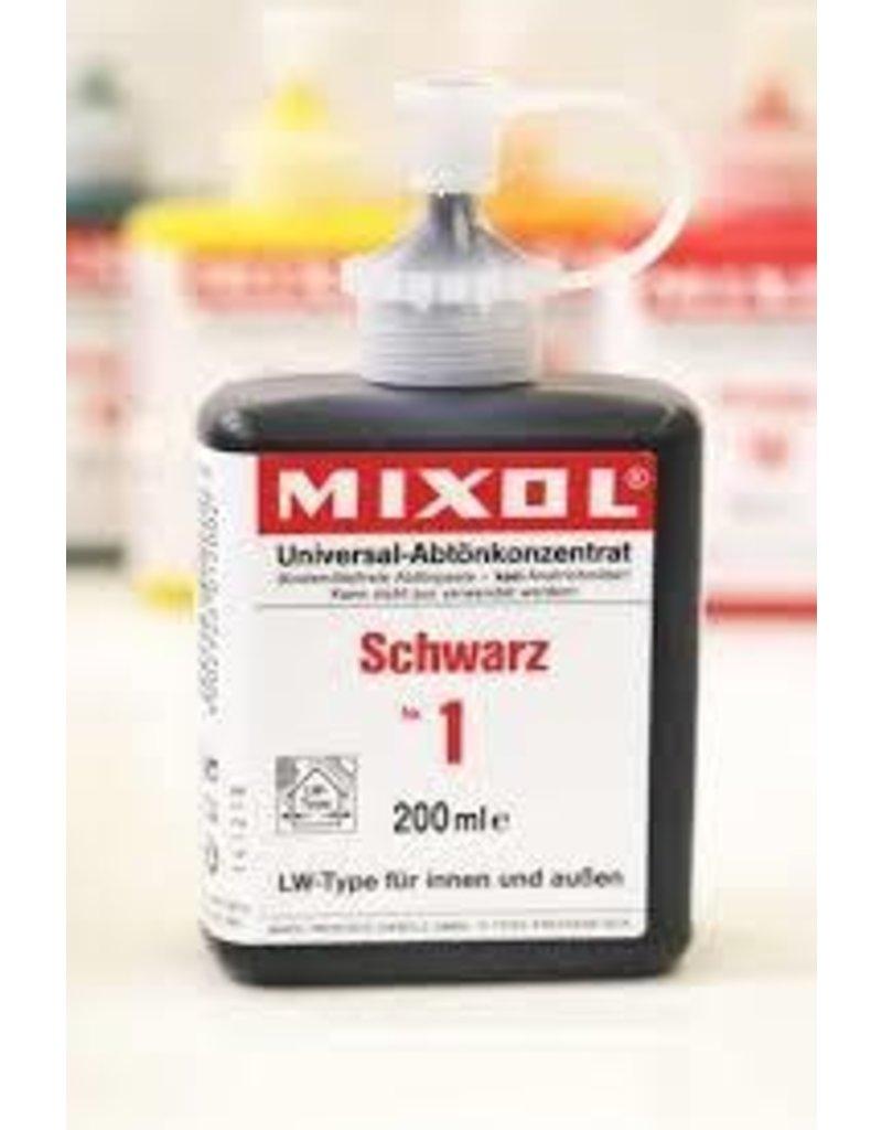 Mixol Mixol #01 Black 200ml