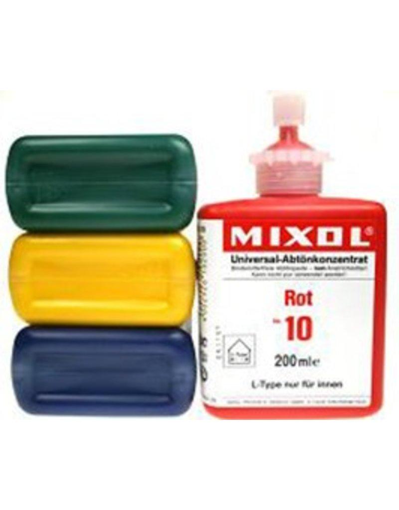 Mixol Mixol #10 Red 200ml