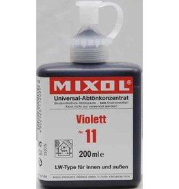 Mixol Mixol #11 Violet 200ml