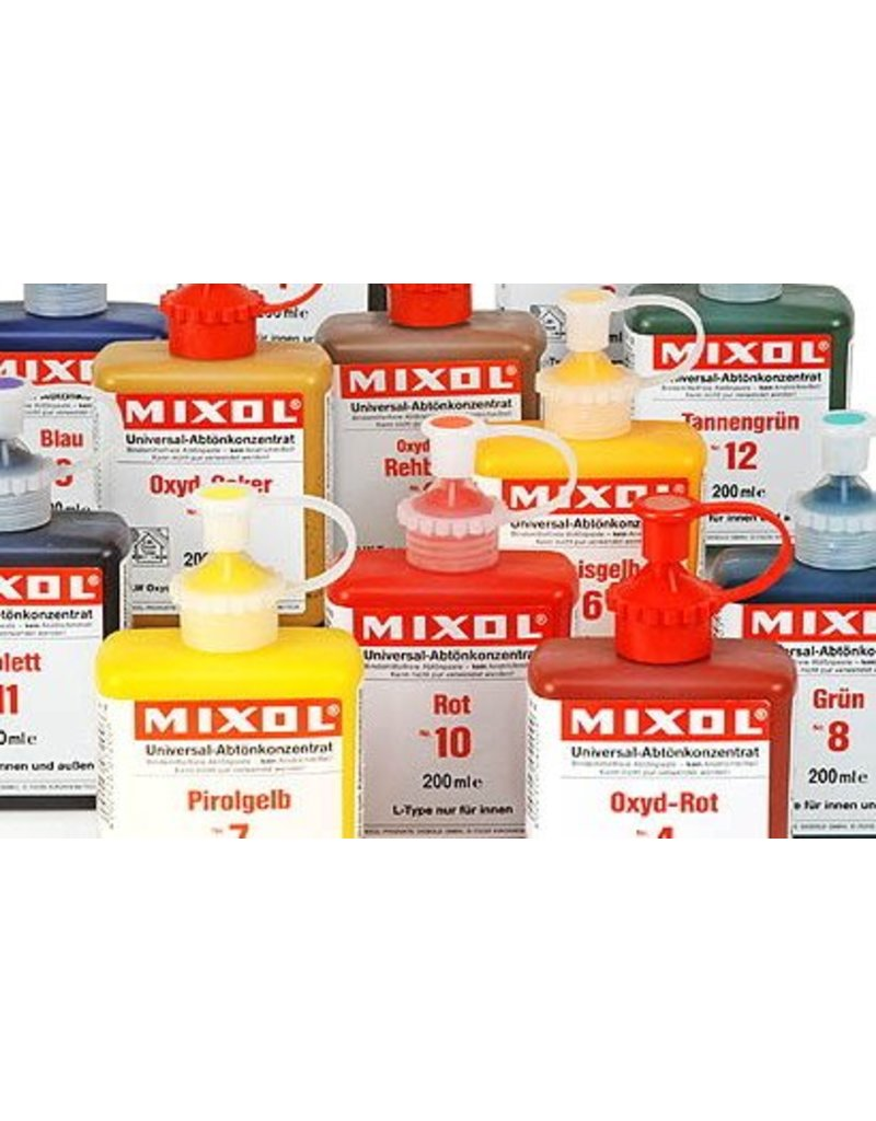 Mixol Mixol #12 Fir Green 200ml