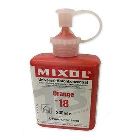 Mixol Mixol #18 Orange 200ml