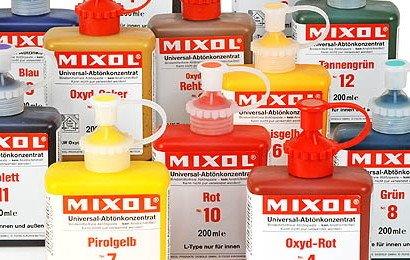 Mixol Mixol #02 Umber 200ml