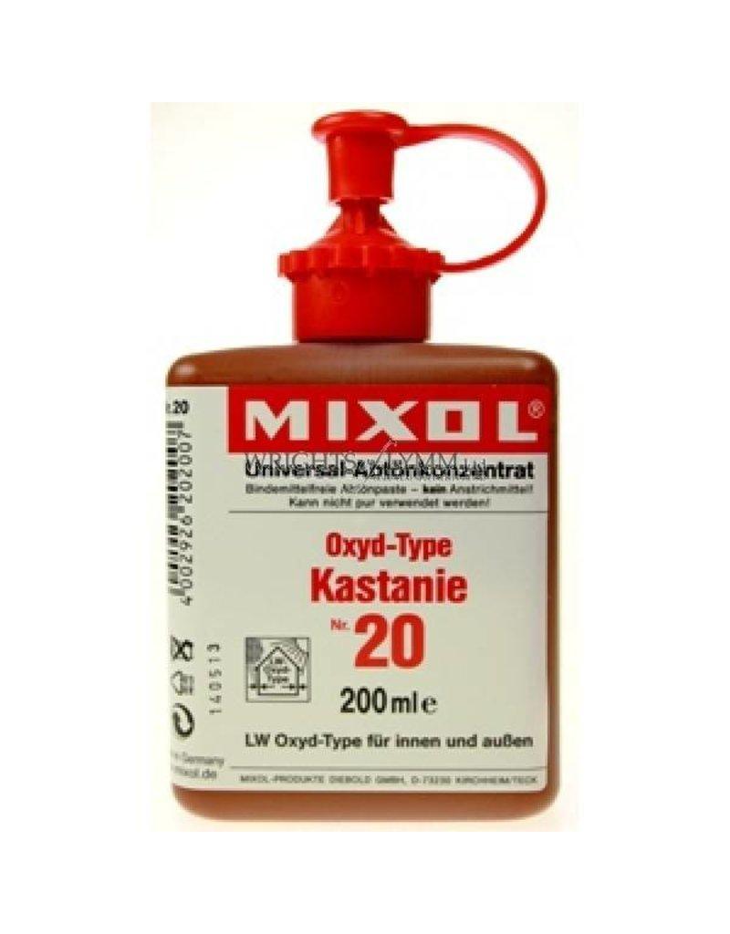 Mixol Mixol #20 Oxide Chestnut 200ml
