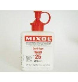 Mixol Mixol #25 White 200ml