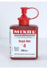 Mixol Mixol #04 Oxide Red 200ml