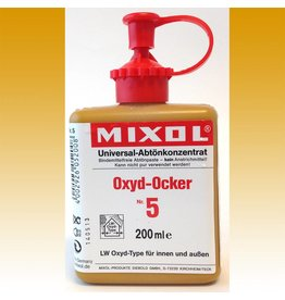 Mixol Mixol #05 Oxide Yellow 200ml