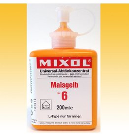 Mixol Mixol #06 Maize Yellow 200ml