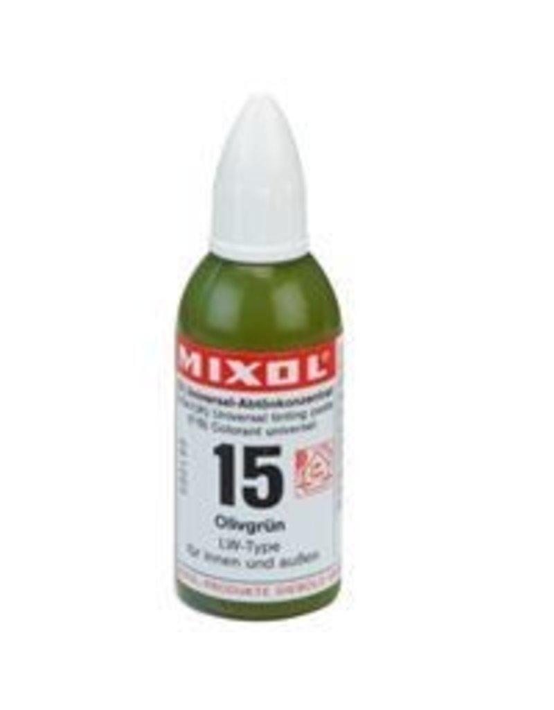 Mixol Mixol #15 Olive Green 20ml