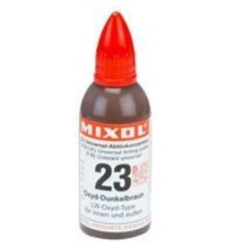 Mixol Mixol #23 Dark Brown 20 ml