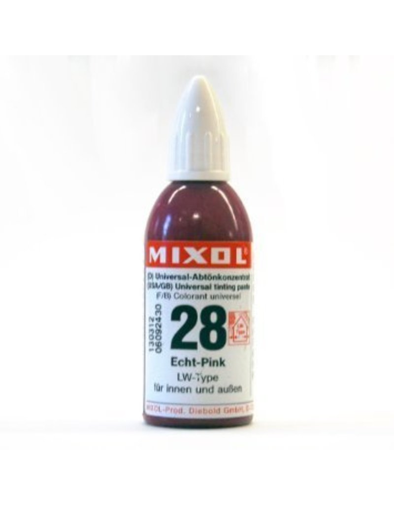 Mixol Mixol #28 True Pink 20ml