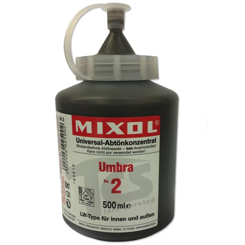 Mixol Mixol #02 Umber 500ml