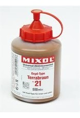 Mixol Mixol #21 Oxide Terracotta Brown 500ml