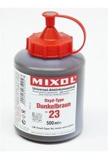 Mixol Mixol #23 Dark Brown 500ml