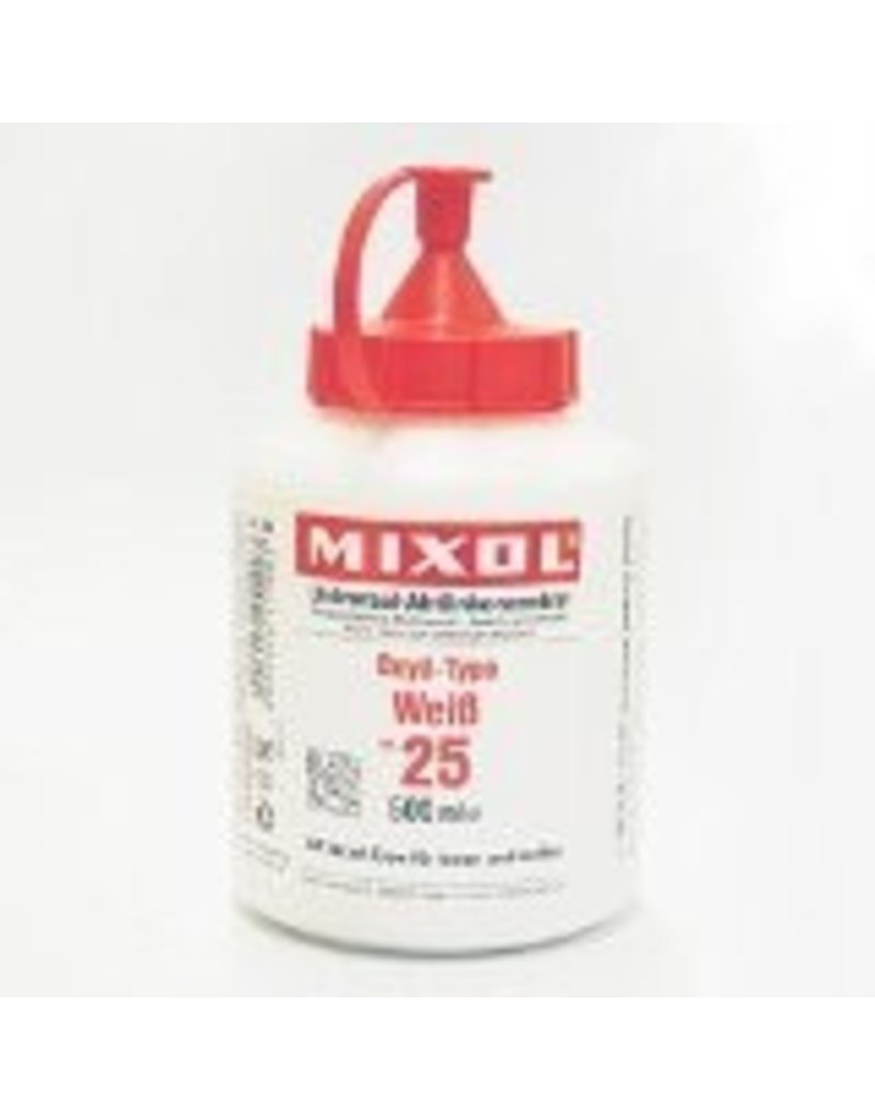 Mixol Mixol #25 White 500ml