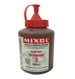 Mixol Mixol #03 Oxide Brown 500ml