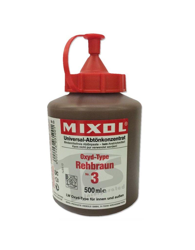 Mixol Mixol #03 Oxide Brown 500ml