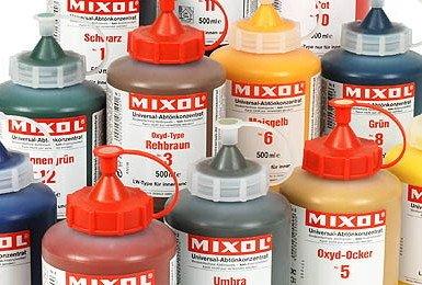 Mixol Mixol #04 Oxide Red 500ml