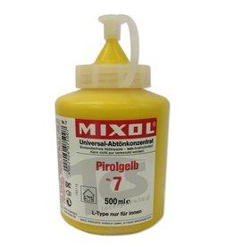 Mixol Mixol #07 Canary Yellow 500ml