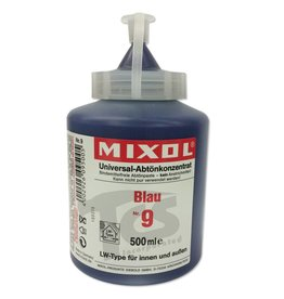 Mixol Mixol #09 Blue 500ml
