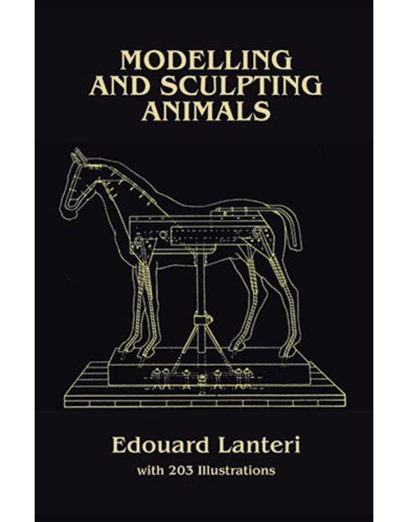 Modeling And Sculpting Animals Lanteri Book
