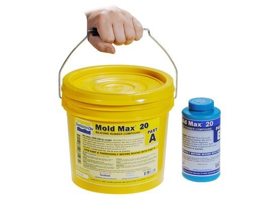 Smooth-On Mold Max 20 Gallon Kit