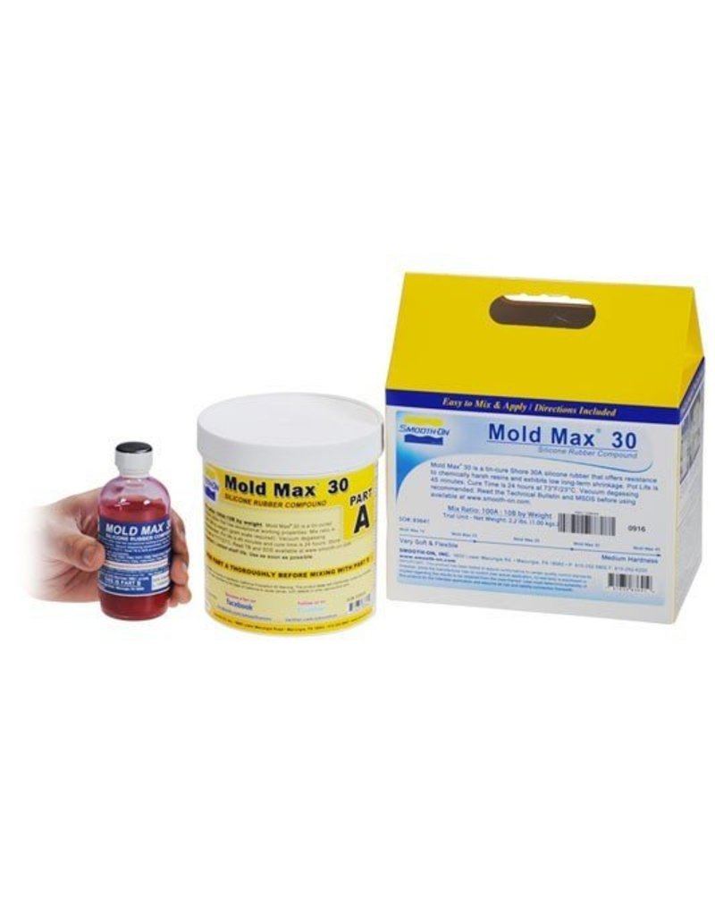 Smooth-On Mold Max 30 Trial Kit