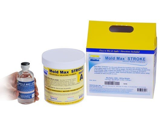 Smooth-On Mold Max Stroke Trial Kit
