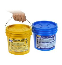 Smooth-On Mold Star 15 2 Gallon Kit